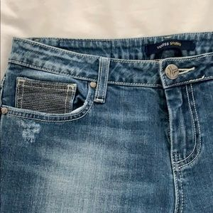 Vigoss Studio medium wash jeans